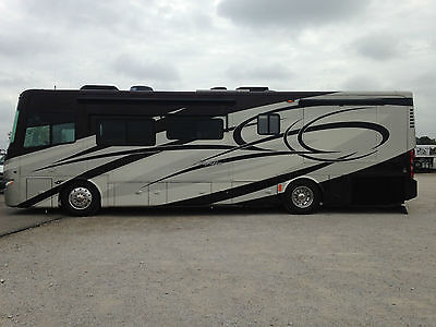 2011 Tiffin Allegro Bus 36qsp 37ft 4x Slideouts 450hp Cummins $334k New RV