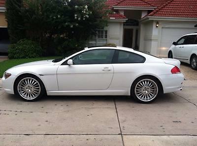 BMW : 6-Series 645 Ci 2004 bmw 645 ci