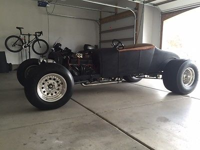 Ford : Model A 1928 ford roadster rat rod hot rod no reserve