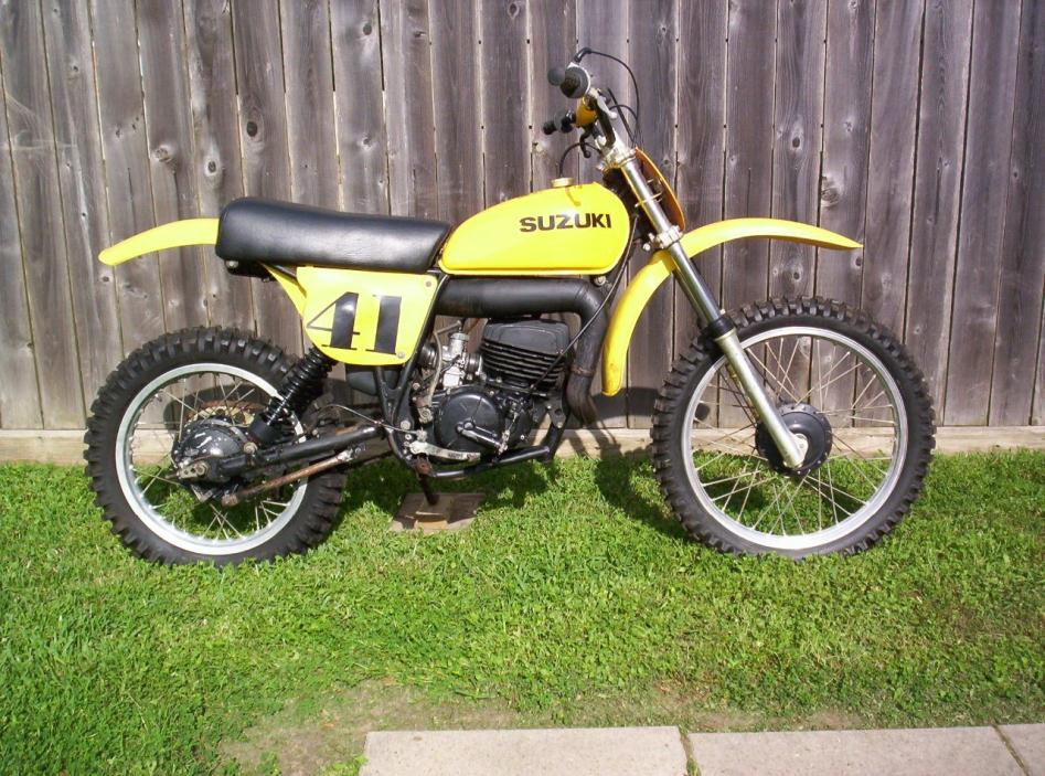 1976 Suzuki Rm 250 Motorcycles for sale