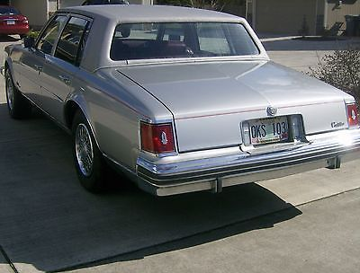 Cadillac : Seville Leather 1978 cadillac seville 350 v 8 gas engine leather interior