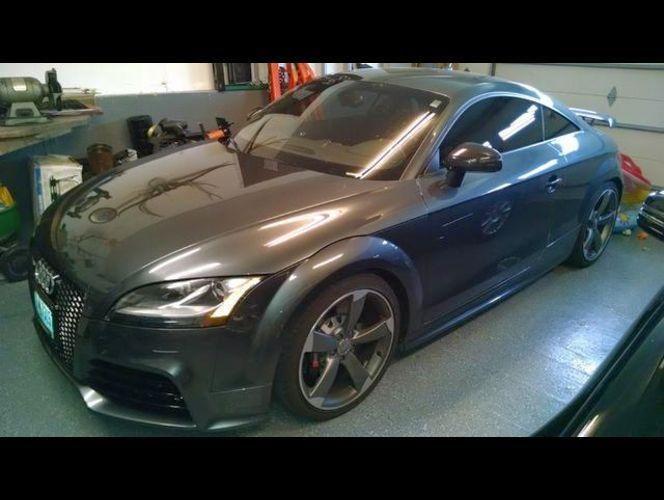 2013 Audi TTS Prestige