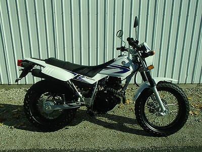 Yamaha : Other 2012 yamaha tw 200 in white um 30531