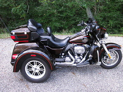 Harley Davidson Touring trike motorcycles for sale in Florida