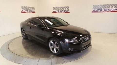2010 AUDI A5 2 DOOR COUPE