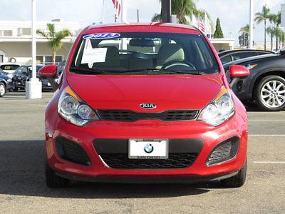 Kia : Rio 5dr Hatchback Automatic LX 5 dr hatchback automatic lx bargain corner low miles 4 dr sedan automatic gasolin