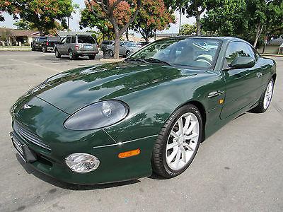 Aston Martin : DB7 DB7 , Vantage 2002 aston martin db 7 vantage coupe 2 door 6.0 l
