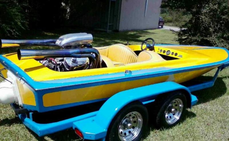 1976 Cole Boat
