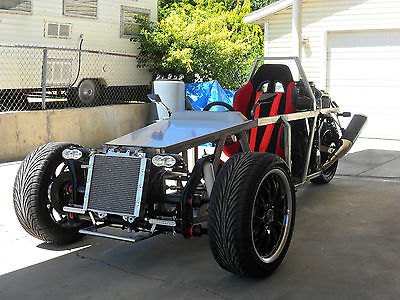 Custom Built Motorcycles : Other Custom Built One of a Kind Reverse Trike Motorcycle Hayabusa 1300