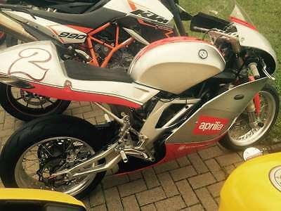 Aprilia :  SXV 550 2007 aprilia sxv 550 rare roland sands custom one of 2 made this is 2 20 000