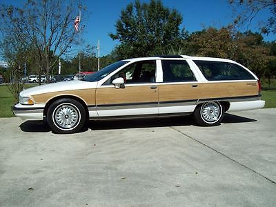 Buick : Roadmaster Estate Wgn 1992 buick roadmaster estate wgn