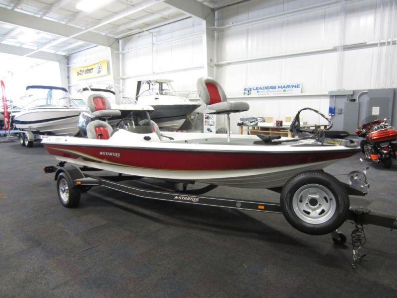 NICE 2008 Stratos 176 XT Bass Boat!