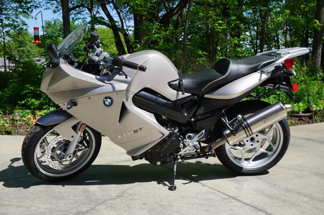 2012 BMW K 1600