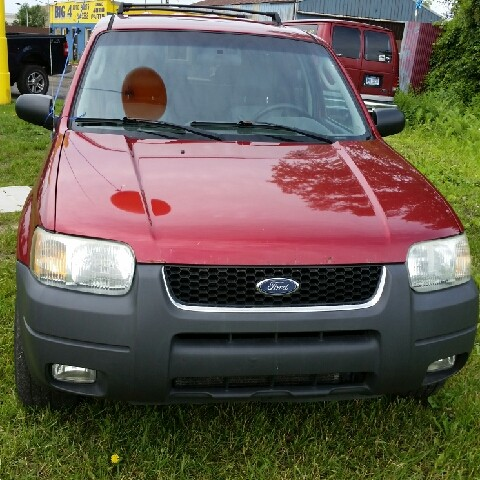 2004 Ford Escape XLT 4WD 4dr SUV