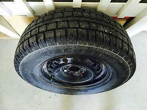 Cooper Discoverer M+S 235/70R16 106S Winter Tires nytr