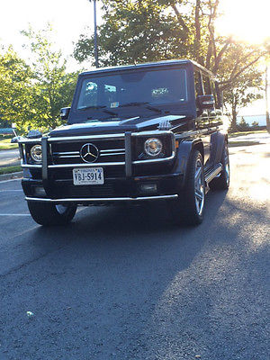 Mercedes-Benz : G-Class AMG MERCEDES-BENZ: G-Class AMG