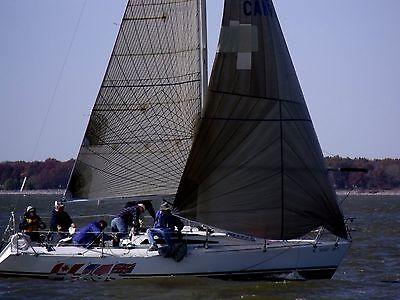 Andrews 30 Racing Sailboat