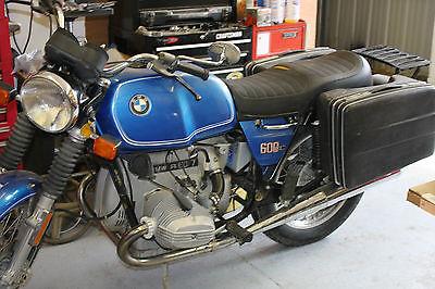 BMW : R-Series 77 bmw r 60 7