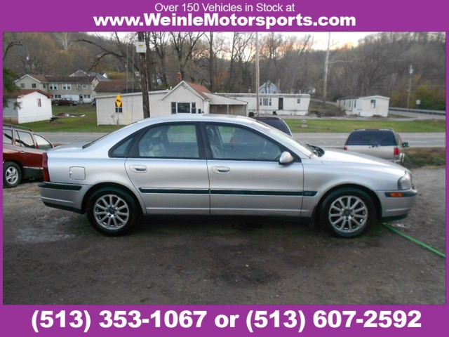 2000 Volvo S80 4dr Sdn T-6 Turbo