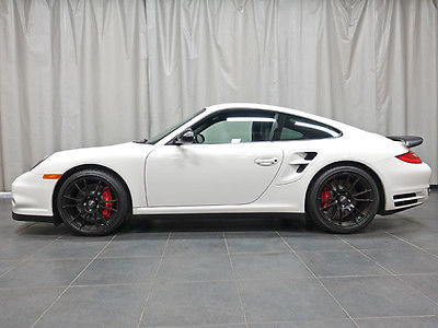 Porsche : 911 Turbo 2010 porsche turbo coupe pdk