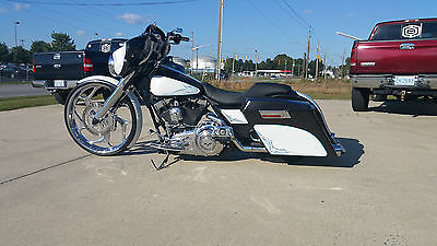 Harley-Davidson : Touring 2007 harley davidson electra glide custom 26 wheel much more