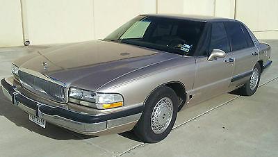 Buick : Park Avenue Base Sedan 4-Door 1992 buick park avenue base sedan 4 door 3.8 l