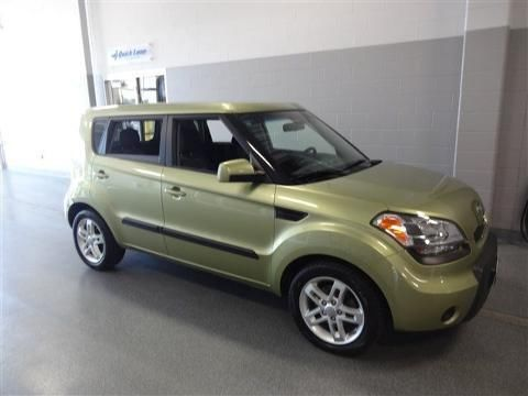 2011 KIA SOUL 4 DOOR HATCHBACK