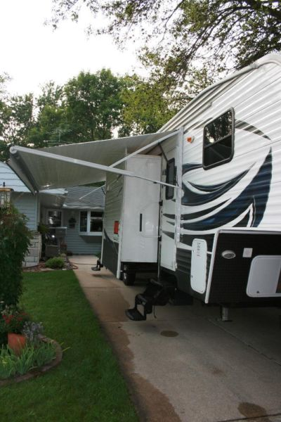 2014 Palomino Puma Toy Hauler for Sale in Austin, Minnesota 55912
