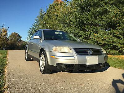 Volkswagen : Passat GLX V6 2004 vw passat glx v 6 excellent condition