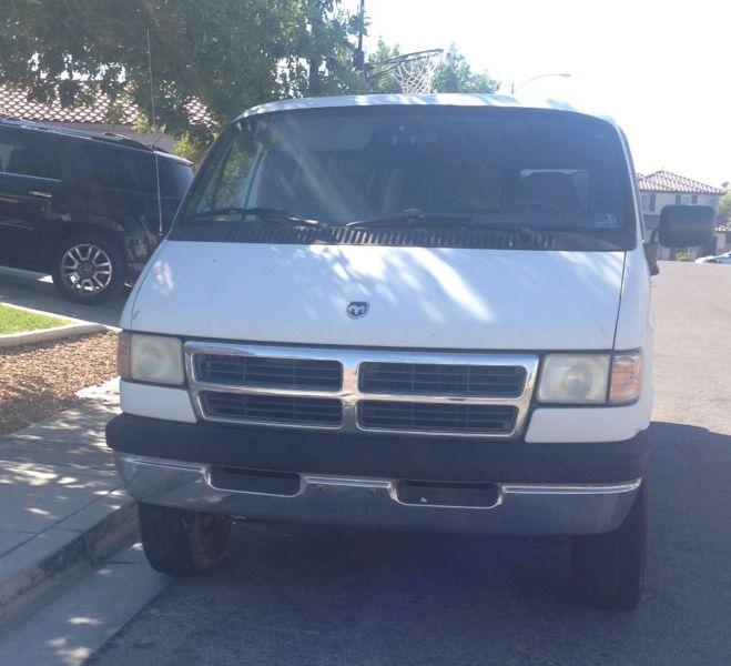 Dodge Ram Passenger Van