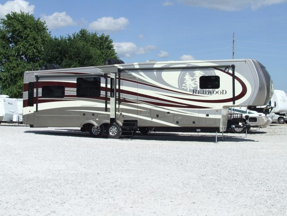 2013 Redwood 36rl Rvs For Sale
