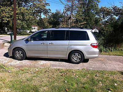 Honda : Odyssey EX-L Mini Passenger Van 4-Door 2006 honda odyssey ex l mini passenger van 4 door 3.5 l