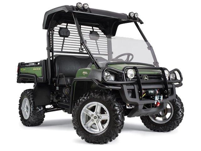 2015 John Deere Gator XUV 550
