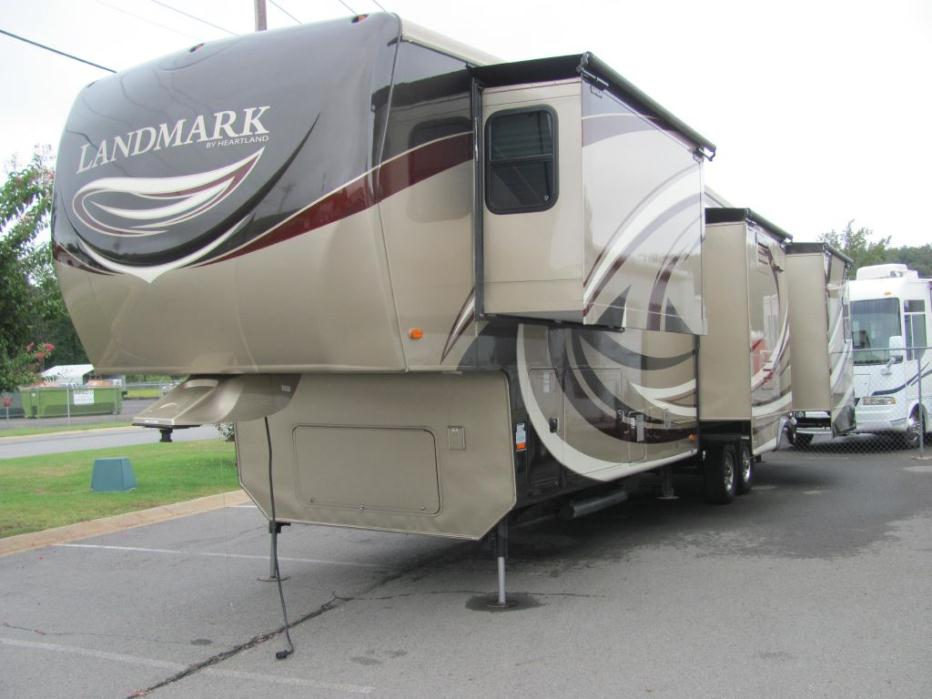 heartland landmark san antonio rvs for sale in arkansas