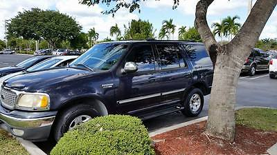 Ford : Expedition XLT Sport Utility 4-Door 1999 ford expedition