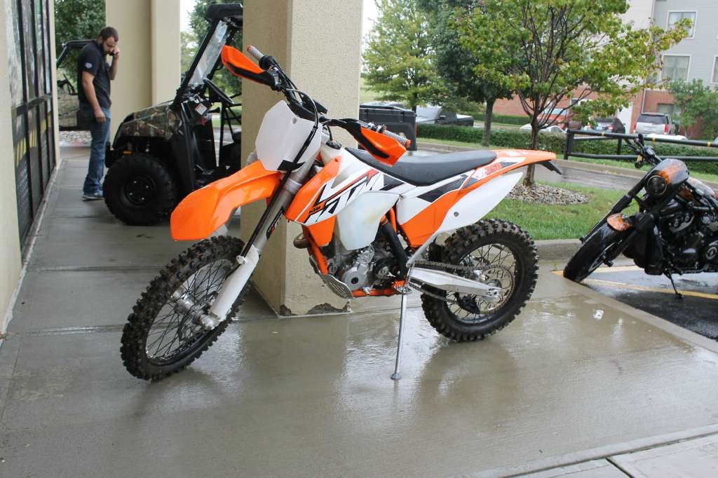 ktm 350 xcf w motorcycles for sale in kentucky. Black Bedroom Furniture Sets. Home Design Ideas