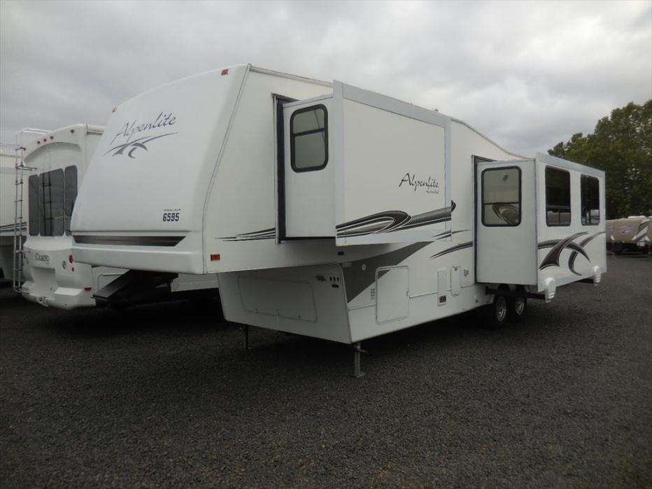 2016 Keystone Rv Alpine 3535RE