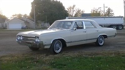 Oldsmobile : Other Deluxe 1965 oldsmobile f 85 deluxe 5.4 l