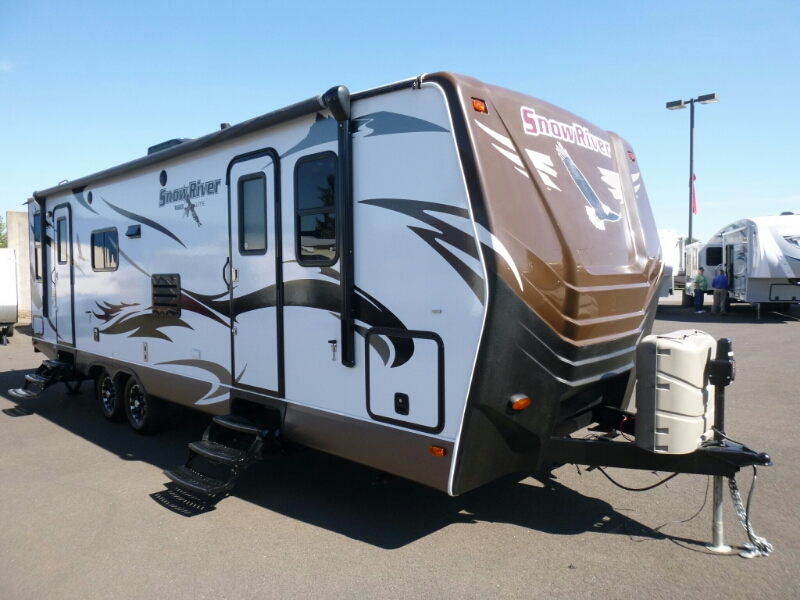 Northwood Snow River 266rds Rvs For Sale