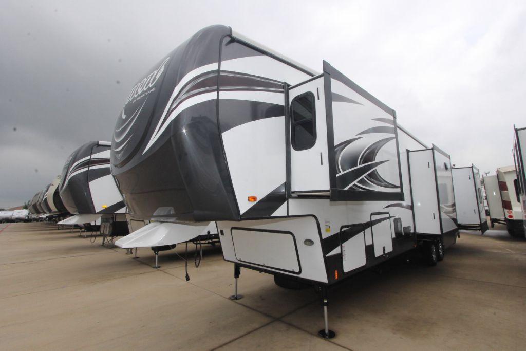 2010 Heartland Oakmont 395qb Rvs For Sale In Mesquite Texas