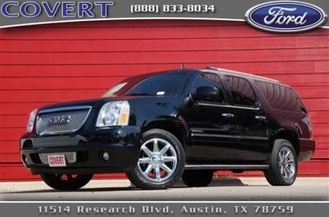 2010 GMC YUKON XL 4 DOOR SUV