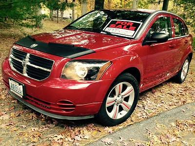 Dodge : Caliber sxt 2010 dodge caliber sxt hatchback 4 door 2.0 l