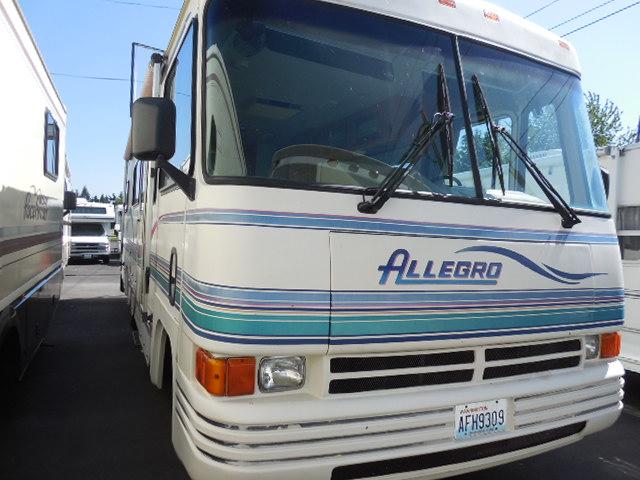 2012 Tiffin Motorhomes Allegro Breeze 32 BR