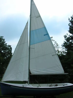16-Jester Sailboat