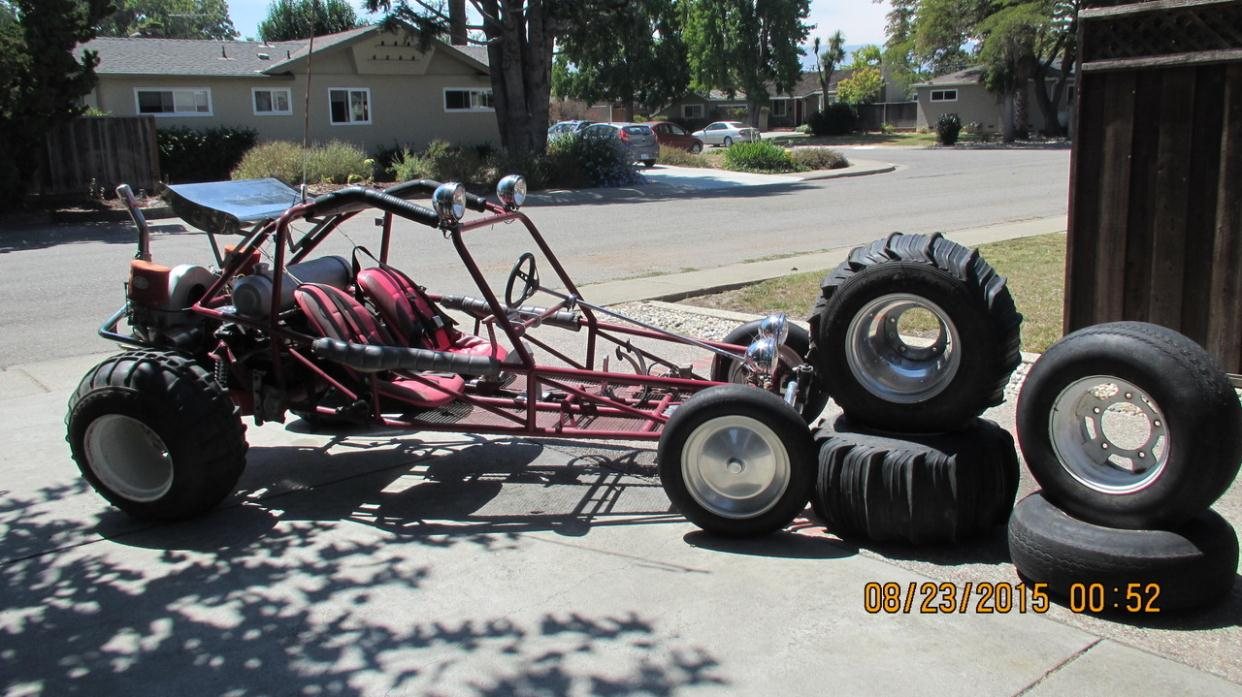 Sand Paddle Tires Motorcycles for sale