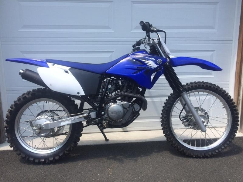 2012 Yamaha Ttr230 Motorcycles For Sale
