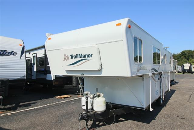 2006 Trailmanor Trail Manor 2720SL