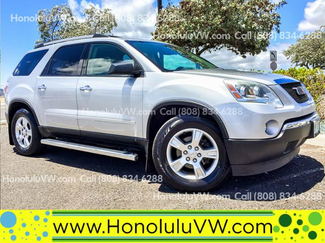 2011 GMC Acadia SLE Honolulu, HI
