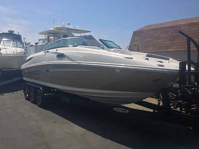 2014 Sea-Ray Sundeck 260 Great Condition! Has 4 more years engine warranty.