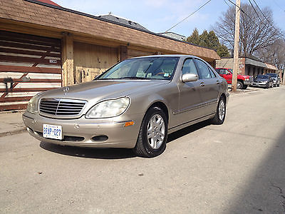 Mercedes-Benz : S-Class S430 Mercedes S430 Runs Great Well Maintained Many New Parts